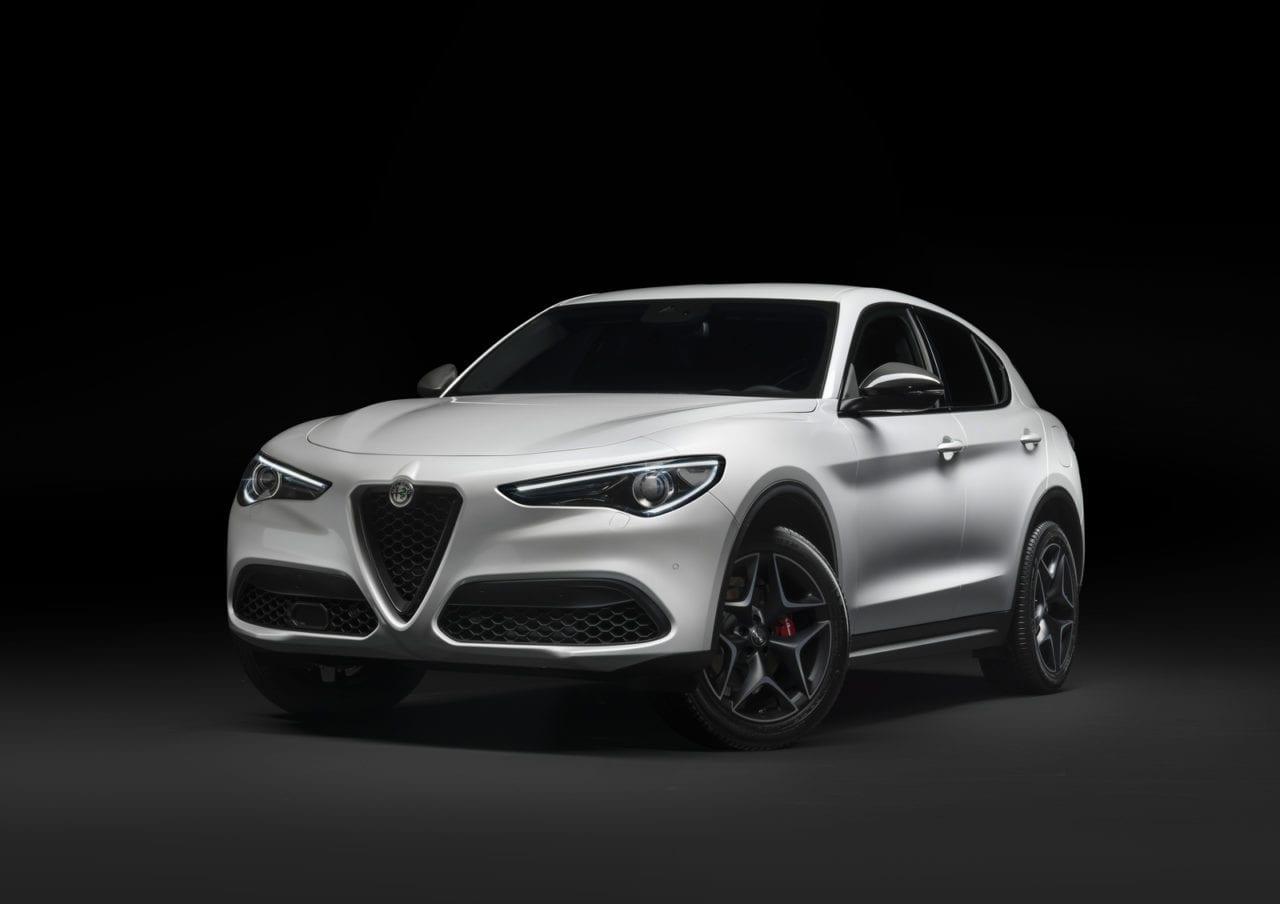 Alfa Romeo - Stelvio - TI - Digital quality