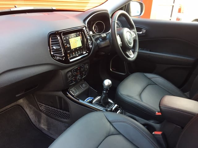 JEEP COMPASS MULTIAIR II LIMITED
