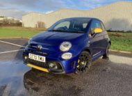 ABARTH 595 PISTA 70TH ANNIVERSARY