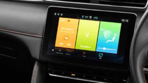 MG ZS - Apple Car Play