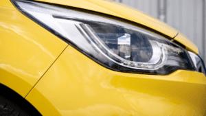 MG3 LED Headlights