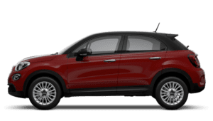 fiat-500x-urban-look-lounge-passione-red-with-black-roof