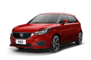 mg3 excite red