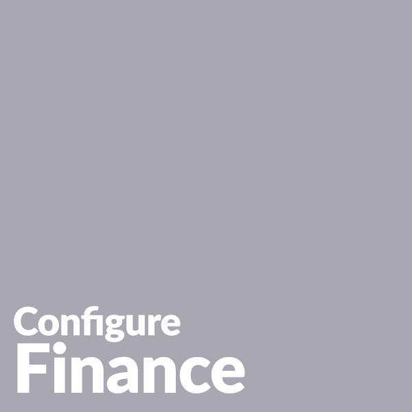 ConfigureFinance