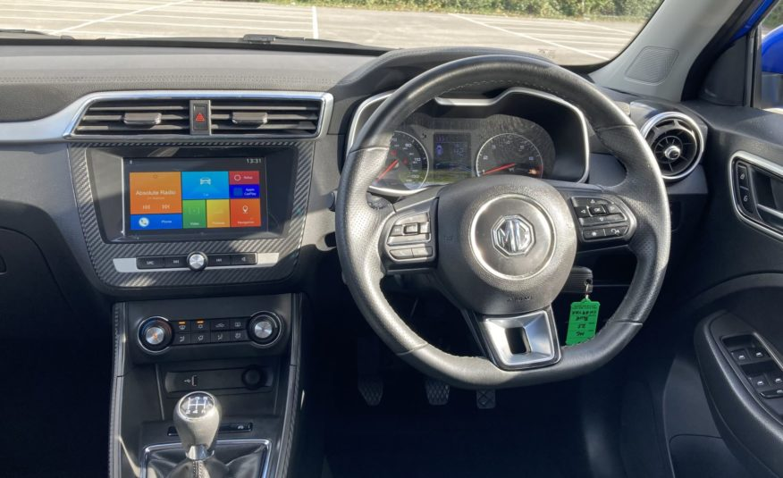 MG ZS EXCLUSIVE